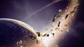 Rusia propone una solución para la caída de basura espacial