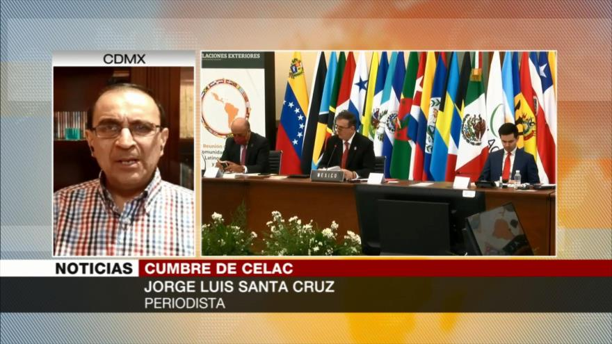 Santa Cruz: América Latina necesita una real integración ante EEUU