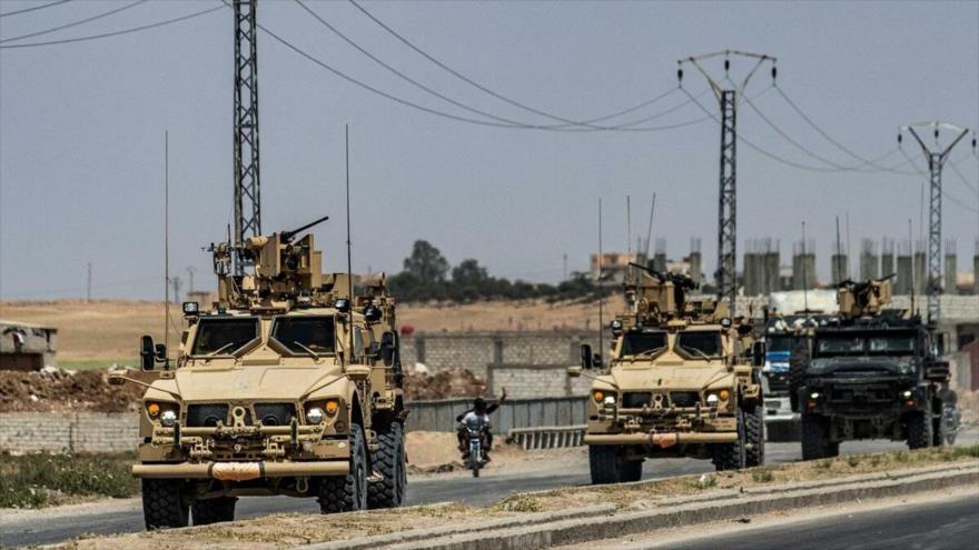 EEUU refuerza presencia en Siria; ¿Estaría erigiendo nuevas bases? | HISPANTV