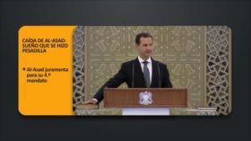 PoliMedios: Caída de Asad: Sueño que se hizo pesadilla