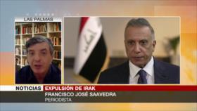 Saavedra: Irak está listo para combatir terroristas apoyados por EEUU