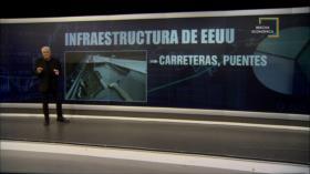 Brecha Económica: Crisis de infraestructura en EEUU