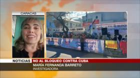 Barreto: EEUU sanciona a Cuba para mantener el pasado colonial
