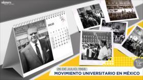 Esta semana en la historia: La activación del movimiento universitario en México
