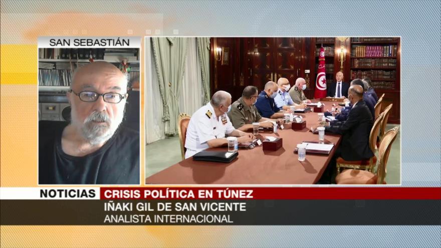 'Presidencia de Túnez goza del incondicional apoyo juvenil'