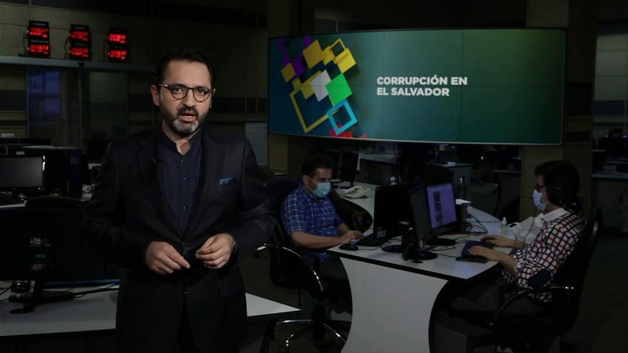 Buen día América Latina: Corrupción en El Salvador