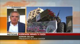 Zelaia: Israel, cada más débil tras sus incursiones fallidas en Gaza