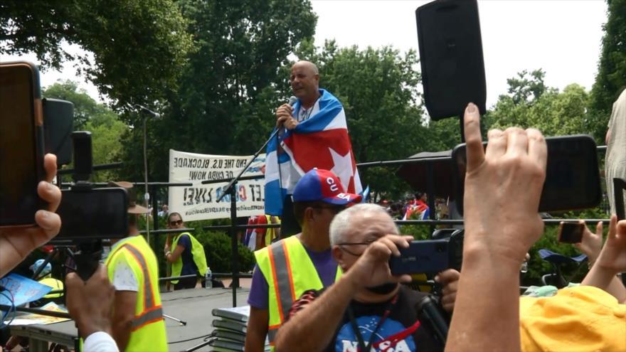 Pueblo de Cuba, referente mundial de la lucha antimperialista