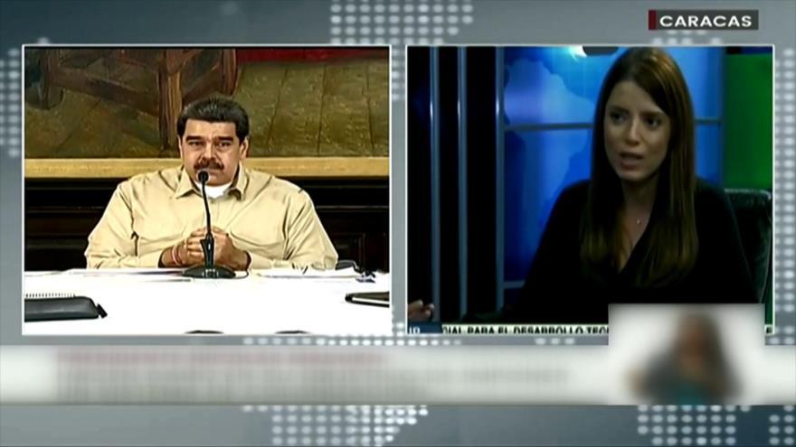 Maduro repudia bloqueo de EEUU contra Venezuela y Cuba