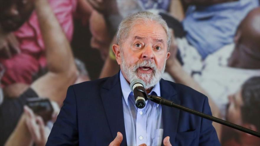 Lula denuncia comportamiento 'genocida' de Bolsonaro ante pandemia | HISPANTV