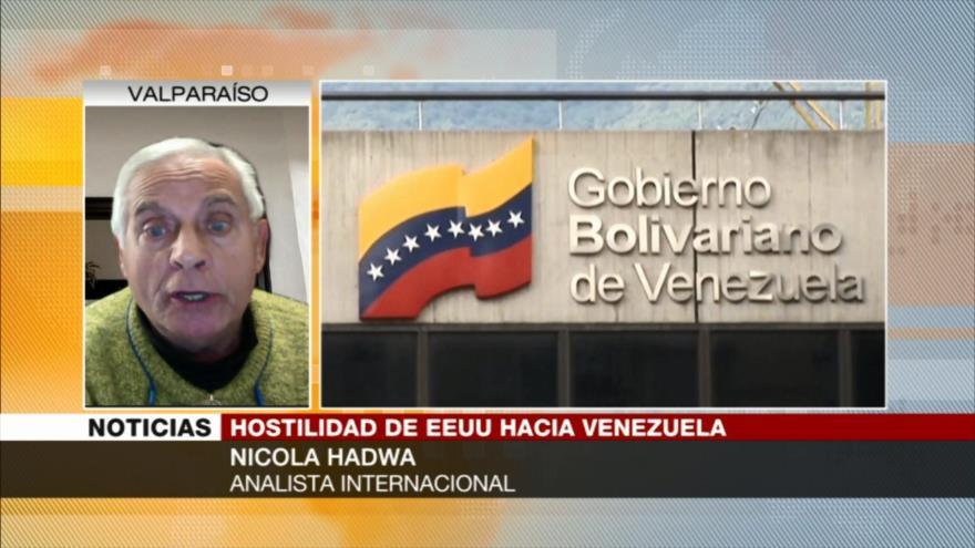 """Hadwa: """"Oposición venezolana, dependiente del imperialismo de EEUU"""""""