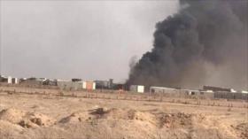 Fuerzas populares iraquíes anuncian haber sido objeto de ataques