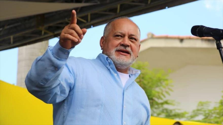 """""""Imperialismo no le va a poner la mano ni a Cuba, ni a Venezuela"""""""