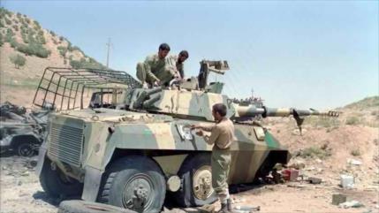 Ejército iraní recuerda derrota de MKO en Operación Mersad