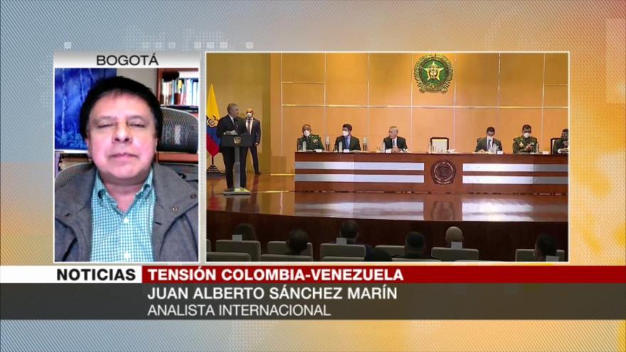 Sánchez Marín: Colombia tiene un gobierno de carácter criminal | HISPANTV