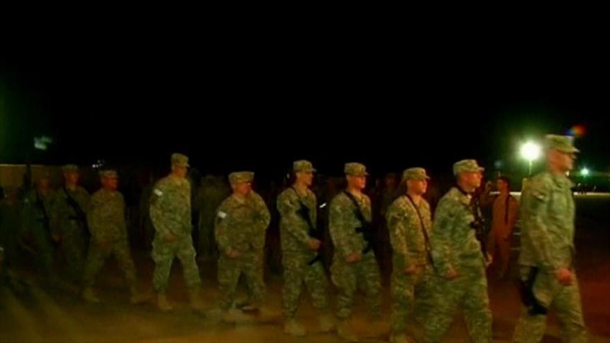 Tropas en Irak. Premier de Líbano. Tensión Colombia-Venezuela - Boletín: 01:30 - 27/07/2021
