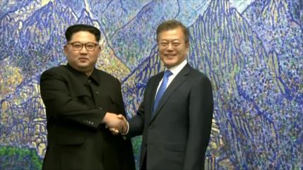 Coreas acuerdan recuperar comunicaciones cortadas hace un año