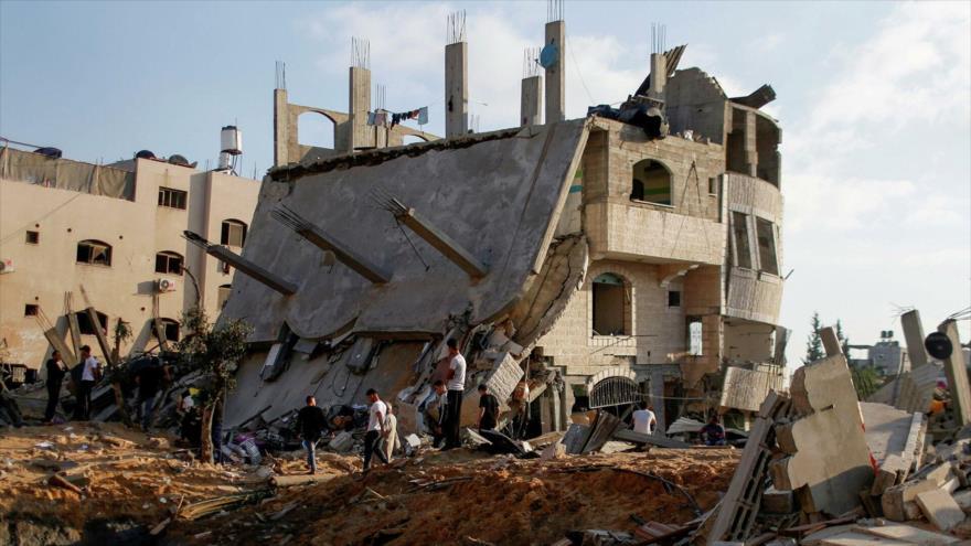 HRW concluye: Israel cometió crímenes de guerra en Gaza | HISPANTV
