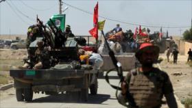 Fuerzas populares de Irak: EEUU e Israel, detrás de ataque en Nayaf
