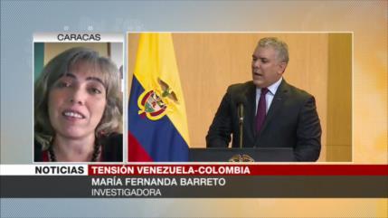 Barreto: EEUU ha provocado divisiones entre Venezuela y Colombia