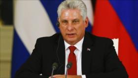 """Díaz-Canel tacha de """"vergonzosa"""" la convocatoria de OEA sobre Cuba"""