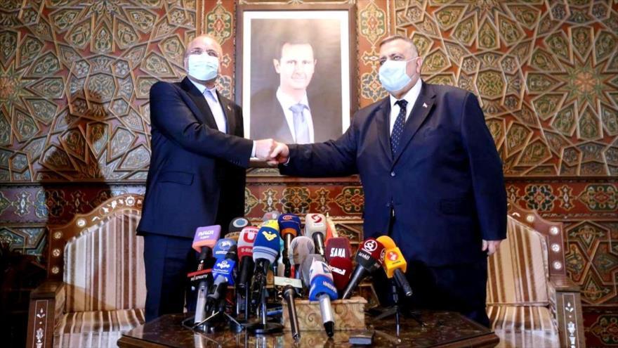 Irán opta por ratificar acuerdo integral de cooperación con Siria | HISPANTV