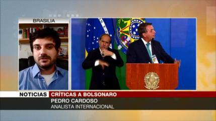 Cardoso: Gobierno de Bolsonaro está en su peor momento