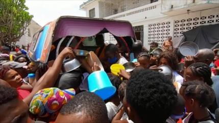 Epidemia de violencia de pandillas está azotando Haití