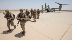 """""""EEUU solo redefine misión en Irak sin salir; ataques continuarán"""""""