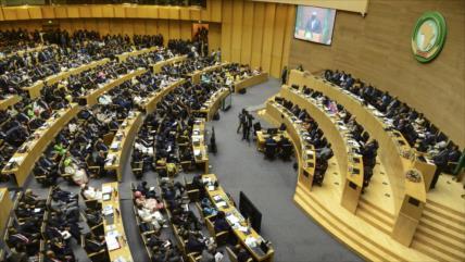 """Sudáfrica condena la """"injusta"""" adhesión de Israel a Unión Africana"""