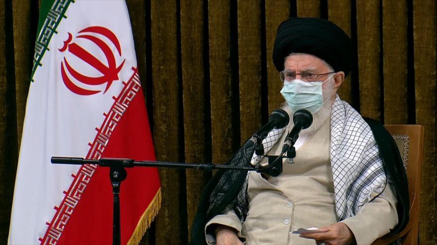 Discurso de Líder de Irán. Unidad de A. Latina. Crisis en Brasil - Boletín: 12:30 - 28/07/2021