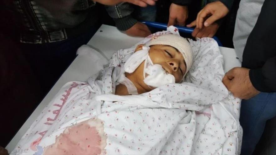 Fuerzas israelíes matan a tiros a un niño palestino en Cisjordania | HISPANTV
