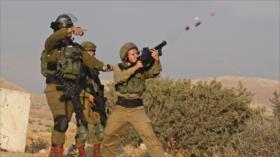 No cesa violencia: Tropas israelíes hieren a más de 200 palestinos