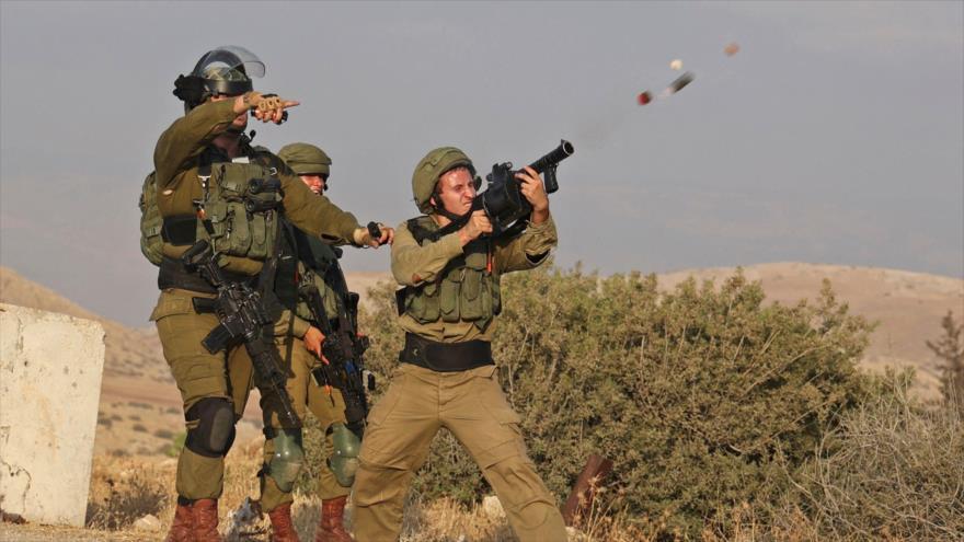 No cesa violencia: Tropas israelíes hieren a más de 200 palestinos | HISPANTV