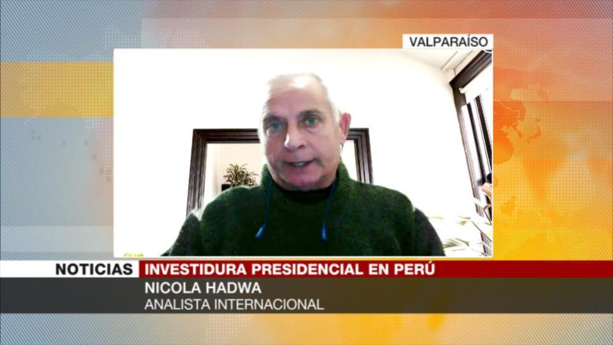 Qué desafíos enfrenta el presidente Castillo; analiza Nicola Hadwa