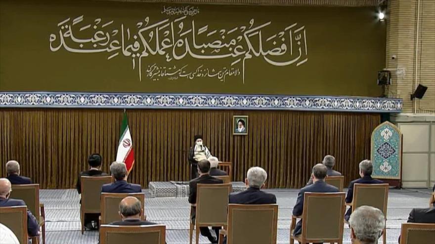 Irán y Occidente. Investidura de Castillo. Unidad de A. Latina - Boletín: 16:30 - 28/07/2021