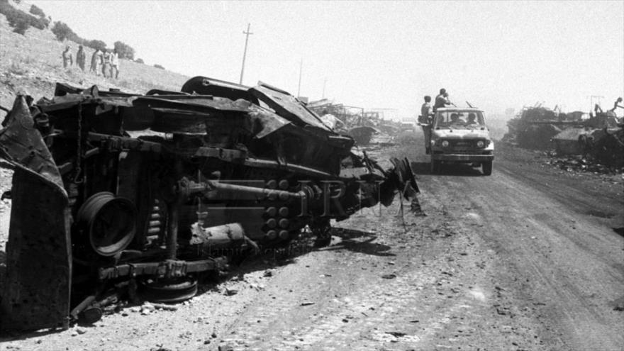Operación Mersad, escena del fracaso estratégico del MKO