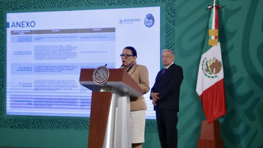México halla 31 contratos con software espía israelí
