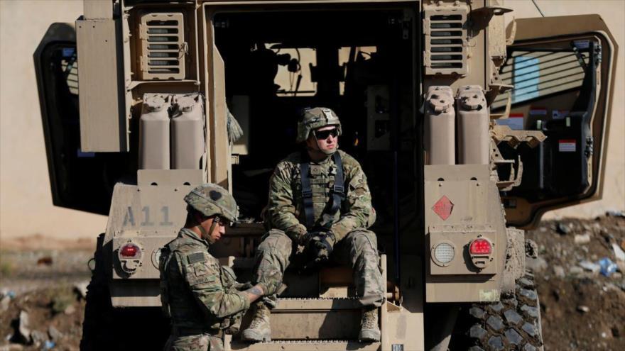 Fuerzas populares iraquíes jamás aceptarán presencia militar de EEUU   HISPANTV