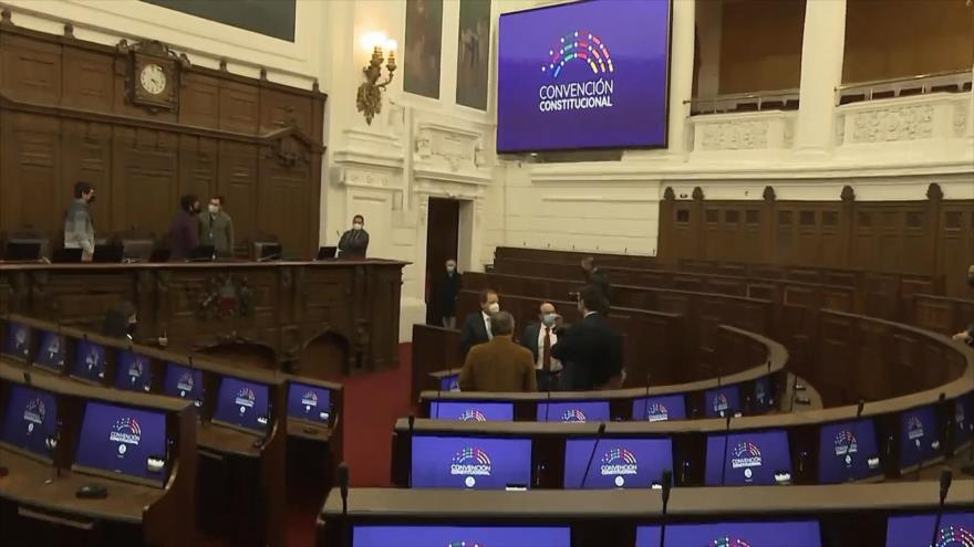 Se desarrollan intensas jornadas por nueva Constitución chilena   HISPANTV