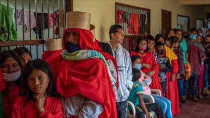 Violencia provoca desplazamiento forzado de 4000 colombianos