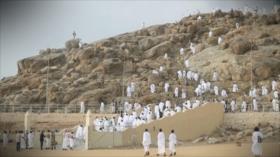 Wikihispan: Monte Arafat, Arabia Saudí