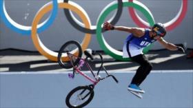En Villa Olímpica roban bici a atleta venezolano Edy Alviarez