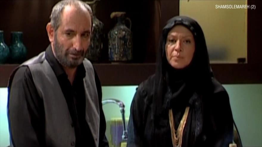 Shamsolemareh- Episodio 2