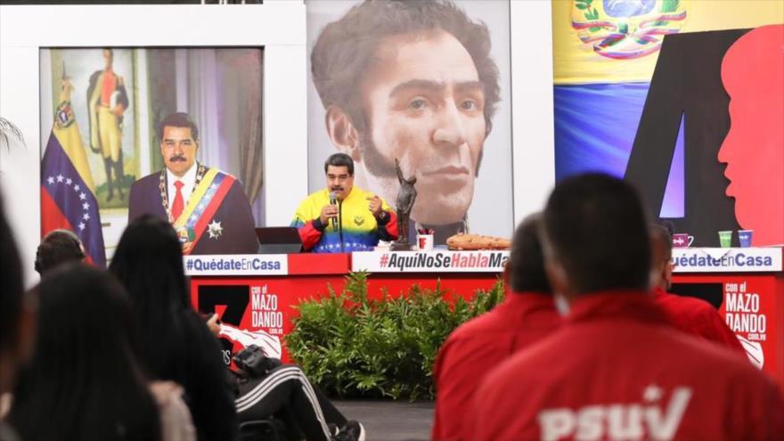 Maduro: Colombia busca proteger a asesinos del presidente de Haití