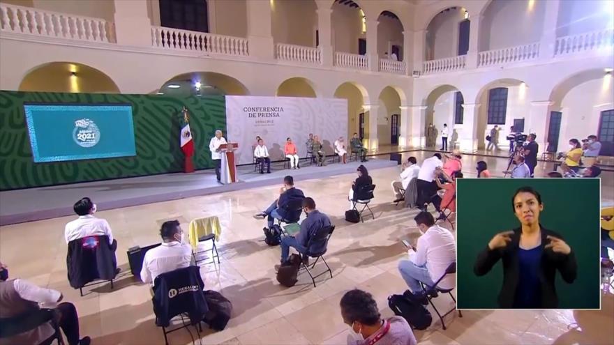 López Obrador insta a Biden a poner fin al bloqueo a Cuba