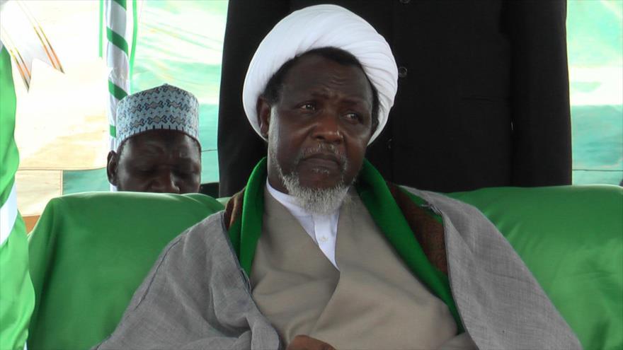 El sheij Ibrahim al-Zakzaky, el líder del Movimiento Islámico de Nigeria (IMN, por sus siglas en inglés).