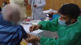 Irán inicia vacunación contra COVID-19 en todas las cárceles