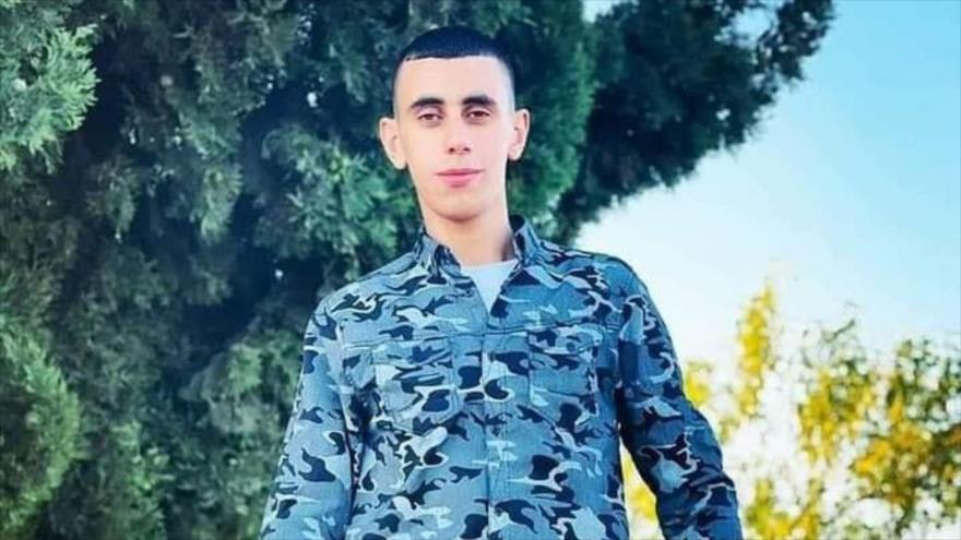 Tropas israelíes asesinan a otro joven palestino en Cisjordania