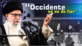 Detrás de la Razón: Líder de Irán